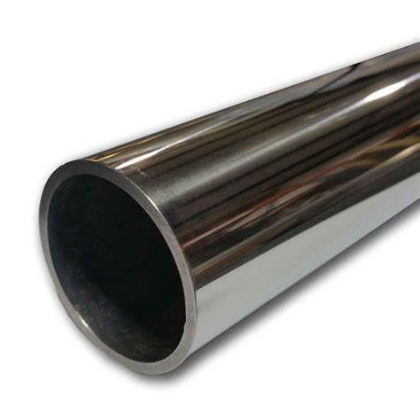 Pipa Stainless Steel 304 Ukuran 12 Inch polished stainless steel pipe 1 1 2 inch x 30 quot sch 10s 1 9 od x 1 682 id ebay