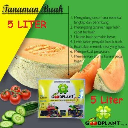 Nutrisi Hidroponik Ab Mix Buah goodplant nutrisi ab mix buah 5 liter bibitbunga