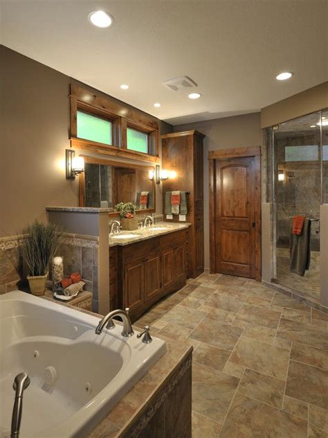 bathroom rustic lake house bathroom colors design