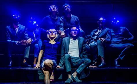 New World brave new world review royal derngate theatre