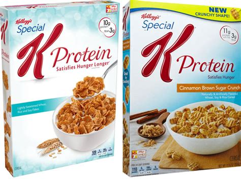 k protein special special k protein cereal mrbreakfast