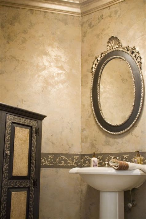 bathroom faux paint ideas 100 best venetian plaster images on