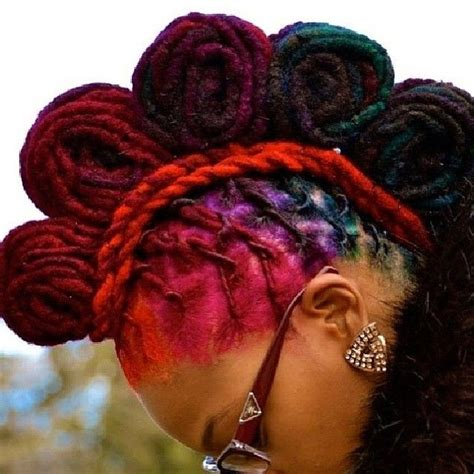 images of colours dreds 186 best images about somewhat natural locs colorful on