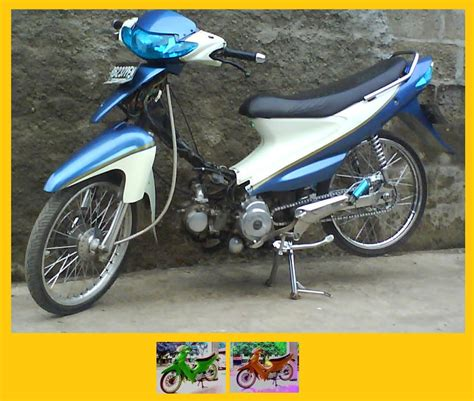 Lu Cb150r modifikasi motor smash 2014