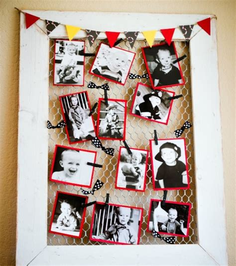 Handmade Photo Frame Ideas - 26 diy picture frame ideas guide patterns