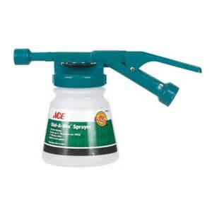 Garden Hose End Sprayer Ace 174 A Mix Hose End Sprayer Ace Hardware
