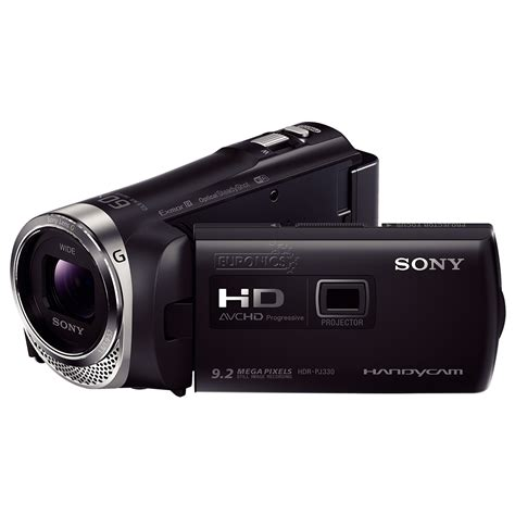 Handycam Sony Projector camcorder handycam pj330e sony projector hdrpj330eb cen