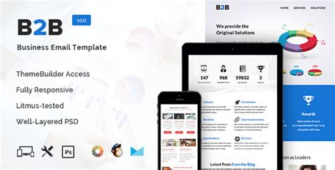 B2b Templates by B2b Business Email Template Builder Access By Jeetug