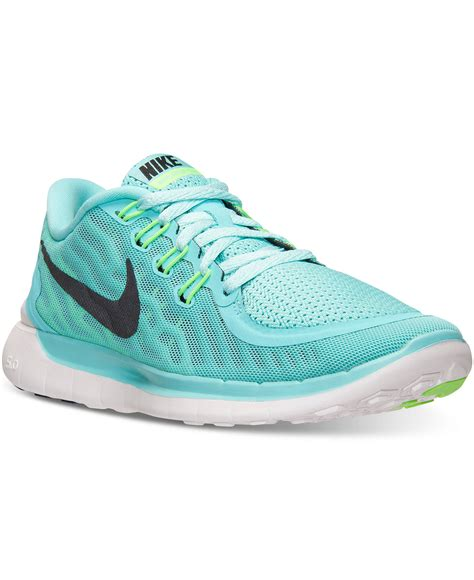 Sepatu Sneakers Running Nike Free nike free run 5 finish line