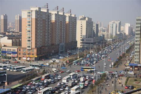 Panoramio - Photo of Scan from Jinjian Hotel, Shenyang China