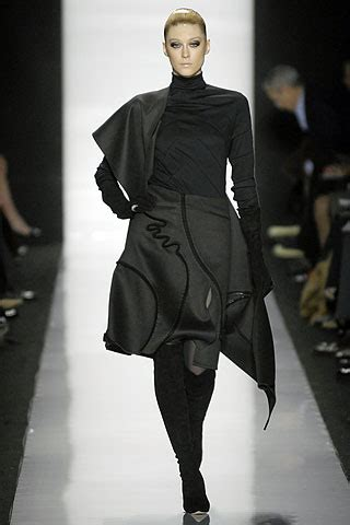 Ralph For Fall 2007 by Chado Ralph Rucci Autumn Winter 2007 8 Ready To Wear