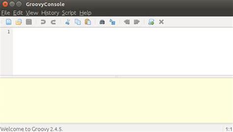 groovy console linguagem de programa 231 227 o groovy introdu 231 227 o