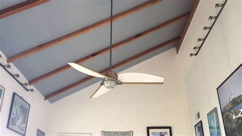 68 Quot Hton Bay Escape Ceiling Fan In A Conference Room Hton Bay Escape Ceiling Fan
