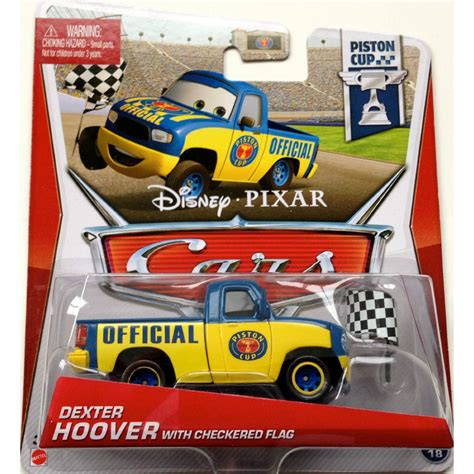 china doll 2 hoover disney cars toys die cast hoover with checkered