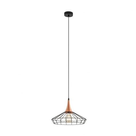Black And Copper Pendant Light 49605 Loggans Pendant Light Black Copper