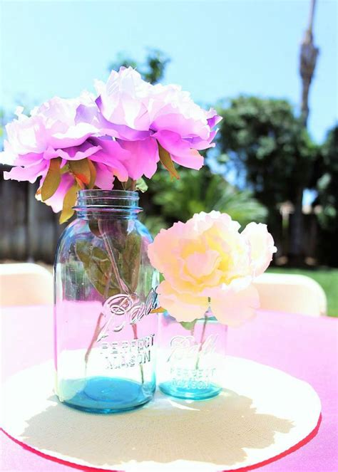 Flowers For Baby Shower by Kara S Ideas April Showers Bring May Flowers Themed
