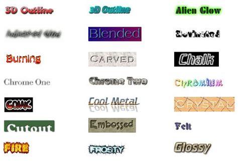 buat tulisan online keren cara membuat tulisan nama keren online