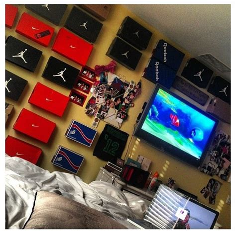swag bedroom boys sneaker bedroom google search son with swag