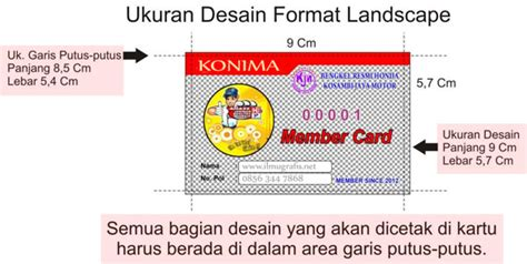 harga pembuatan desain kartu nama jasa pembuatan id card murah surabaya