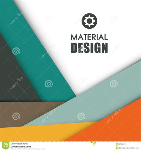material design icon vector material icon design stock vector image 67184219
