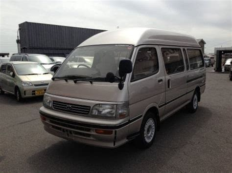 grand cabin toyota hiace grand cabin sold to tanzania