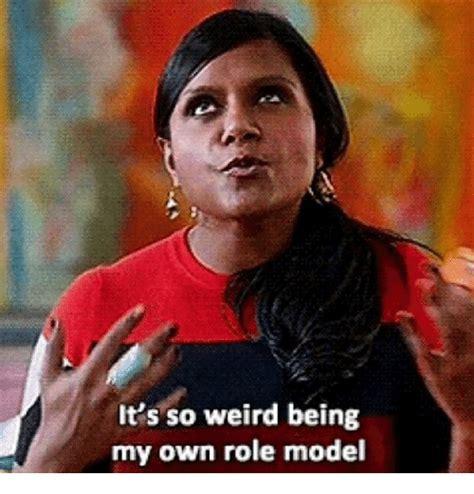 Weird Girl Meme - it s so weird being my own role model weird meme on sizzle