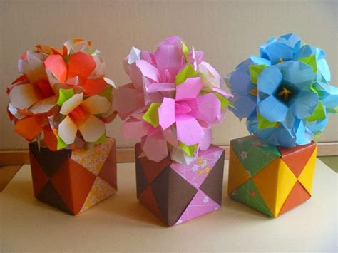 Beautiful Origami Flowers - origami maniacs beautiful origami flowers