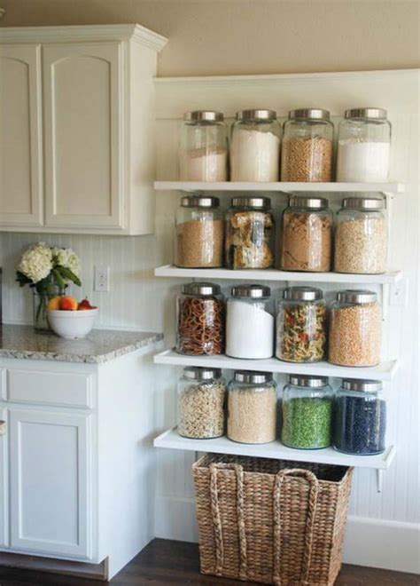 kitchen storage shelves ideas and practical shelving ideas for your kitchen