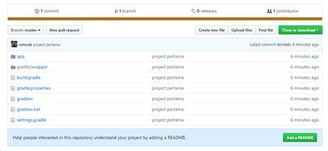 bagaimana cara mengupload ke panduan pemula cara mengupload file project ke github