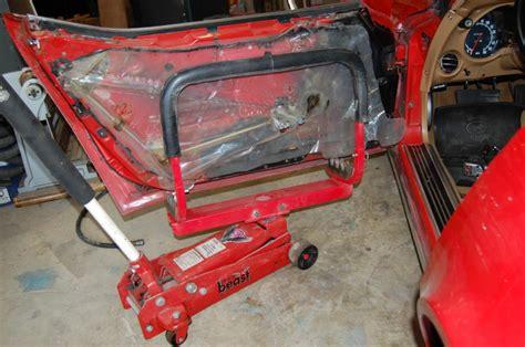 Door Replacement Service by 1968 82 Corvette Door Hinge And Window Repair Cc Tech