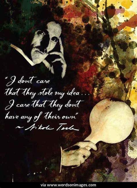 Was Nikola Tesla Religious Nikola Tesla Quotes On Religion Quotesgram