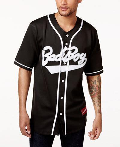 Kaos T Shirt Bad Boys Jaspirow Shopping 1 bad boy s baseball jersey t shirts macy s