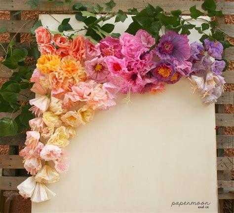 imagenes flores boda photocall para boda ideas de espacios divertidos para