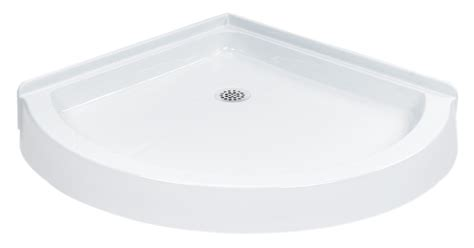 Corner Shower Pan by Mti Neo Angle Shower Pans Or Shower Base With Seat