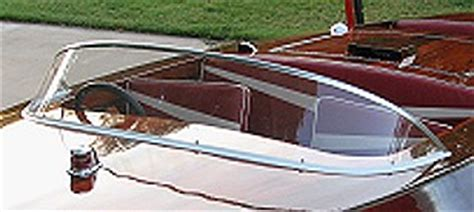 how to make a custom boat windshield boat builder news letter 113
