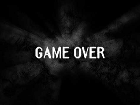 wallpaper game over game over wallpaper wallpapersafari