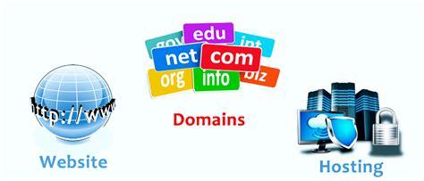 maksud website domain  hosting yoy network