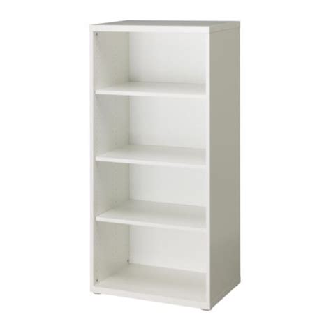 Best 197 Shelf Unit White Ikea