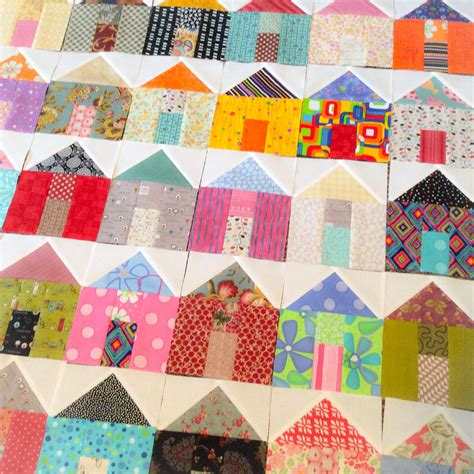 How To Make Quilt Blocks by House Quilt Blocks A Quilting A Quilt
