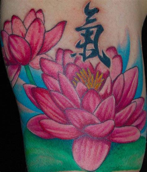 japanese lotus tattoo lotus tattoos meaning and pics