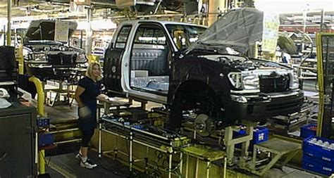 Toyota Assembly Line Assb Toyota Sdn Bhd