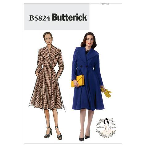 pattern sewing butterick mccall pattern b5824 6 8 10 12 butterick pattern jo ann