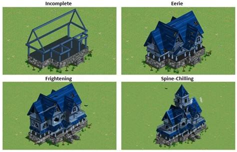 Farmville Haunted House 171 Farmville Haunted House Blueprints Minecraft
