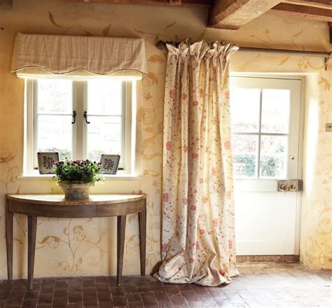 cottage style drapes 17 best images about curtain headings cottage style on
