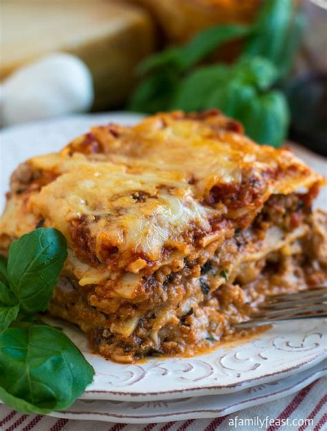 Lasagna Recipe Easy Cottage Cheese by 25 Best Ideas About Classic Lasagna Recipe On