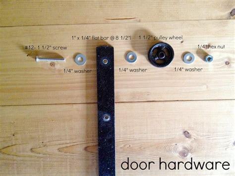 Make Your Own Barn Door Hardware Make Your Own Barn Door Hardware Best 25 Diy Barn Door Hardware Ideas On Sliding