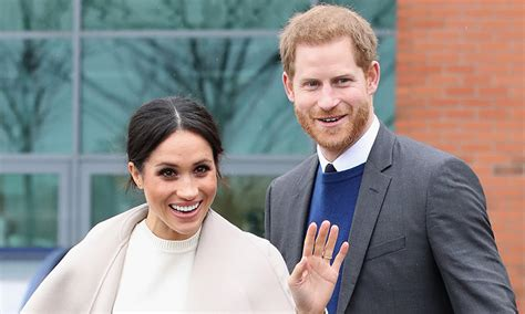prince harry and meghan markle called perfect couple by royal wedding a new gin has been created to toast prince