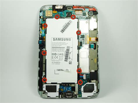 samsung galaxy note 8 0 battery replacement ifixit
