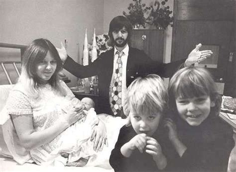 ringo starr kids 30 best images about ringo starr and family on pinterest