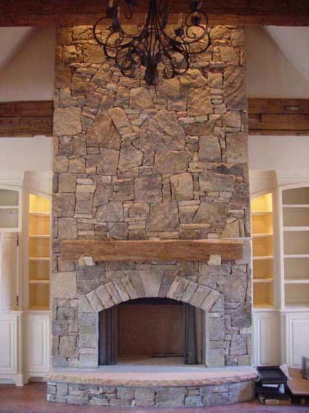 stones for fireplace fireplace for the home